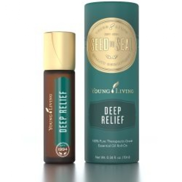 Deep Relief Roll-On Essential Oil