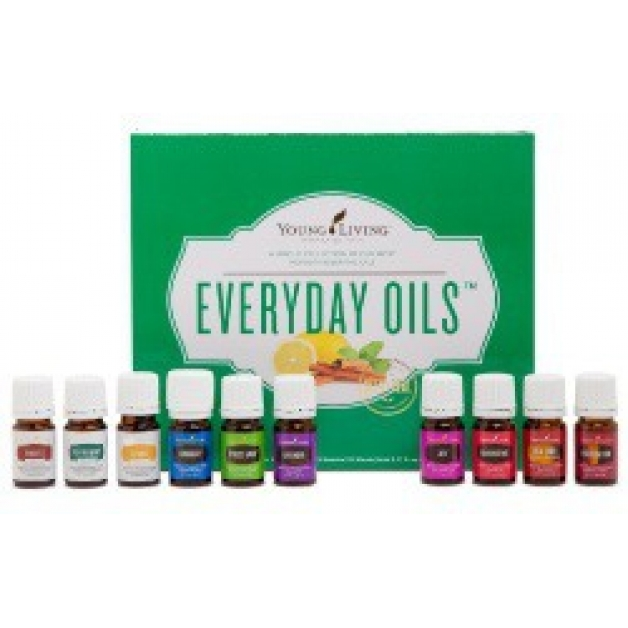 Everyday Oils Essential Oil Collection - Young Living