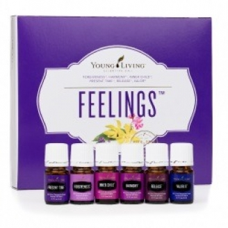 Feelings Kit -Essential Oil Collection