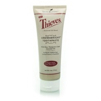 Thieves AromaBright Toothpaste