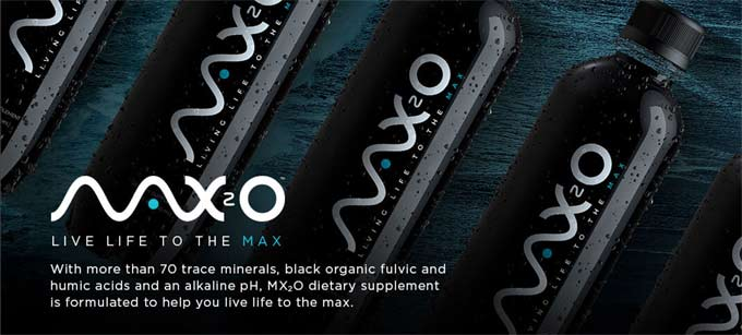 Jeunesse MX2O Dietary Supplement 70 trace minerals